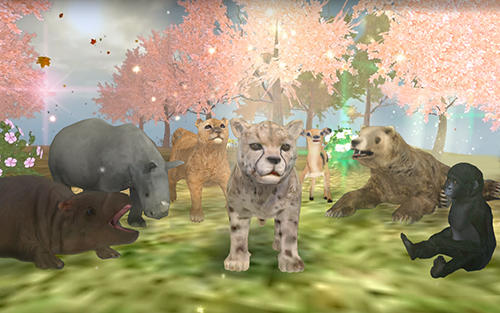 Wild animals online screenshot 3