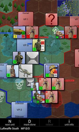 Offline Spiele Conflicts: Operation Barbarossa auf Deutsch