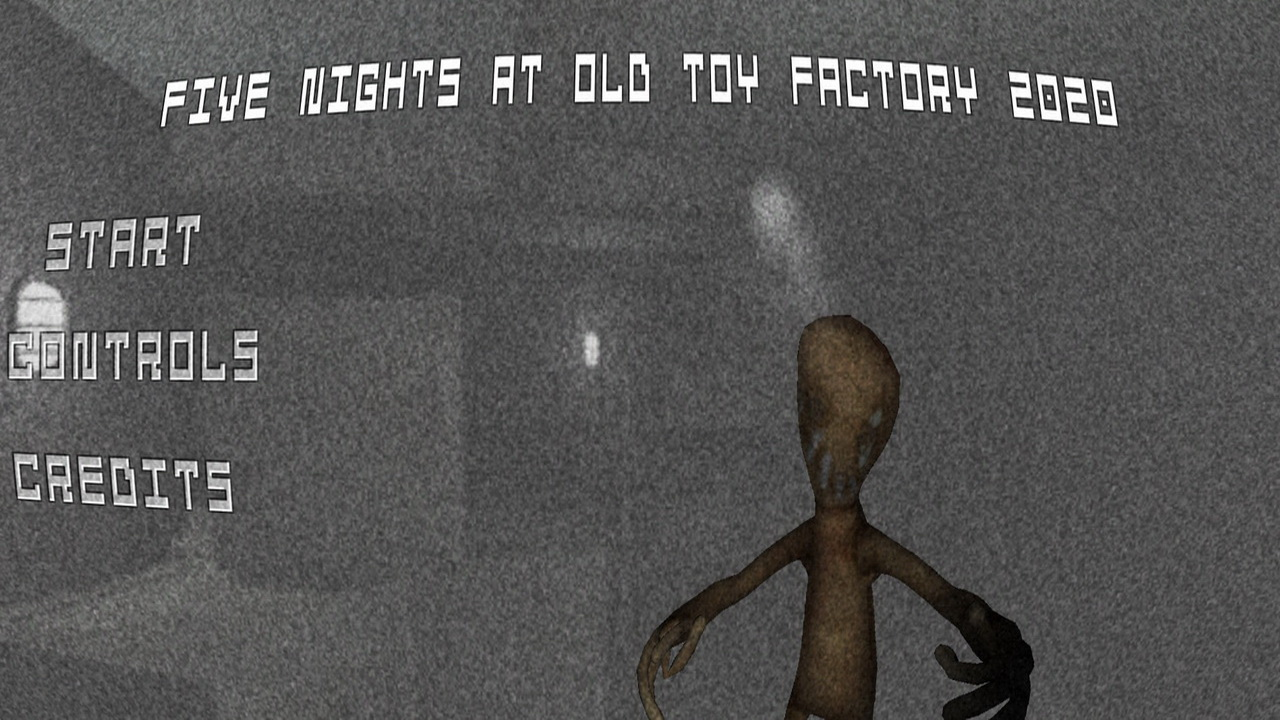 Five Nights At Old Toy Factory 2020 screenshot 1