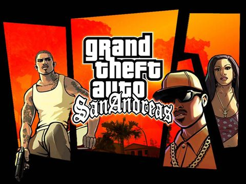 logo Schwerer Kraftfahrzeugdiebstahl: San Andreas