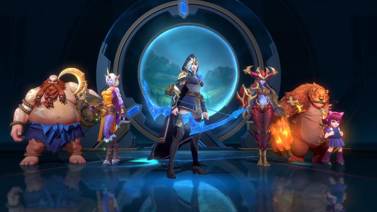 League of Legends: Wild Rift スクリーンショット1