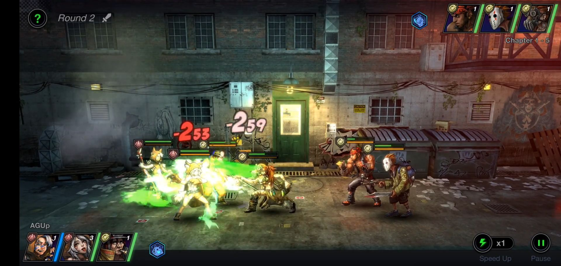 Battle Night: Cyber Squad-Idle RPG para Android