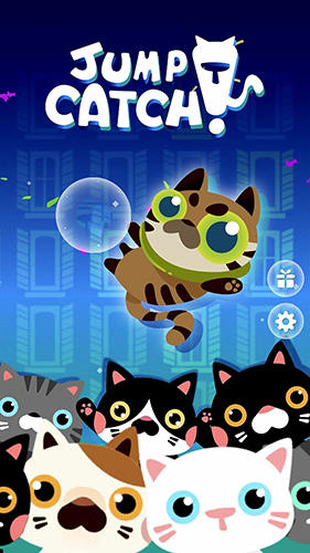 Jump! Catch! captura de pantalla 1