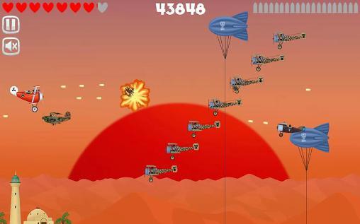 Red baron Screenshot