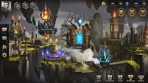 RPG Dungeon rush: Rebirth pour smartphone
