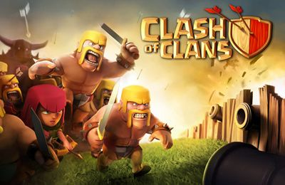 Скріншот Clash of Clans на iPhone