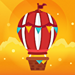 Word tower: World trip icon