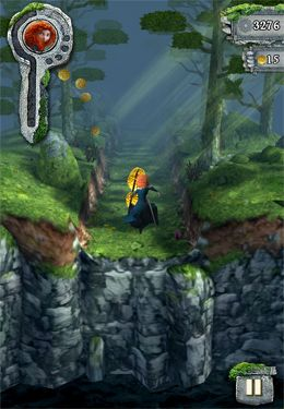 Screenshot Temple Run: Brave auf dem iPhone
