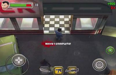 Capture d'écran Abandonné à Mourir 2 sur iPhone