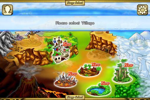 RPG-Spiele: Lade Farentia auf dein Handy herunter