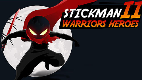 Stickman warriors heroes 2 ícone