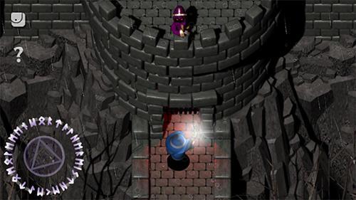 RPG-Spiele Solomon's keep für das Smartphone