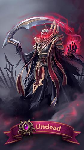 Capturas de tela de Shadow deck: Magic card battles TCG