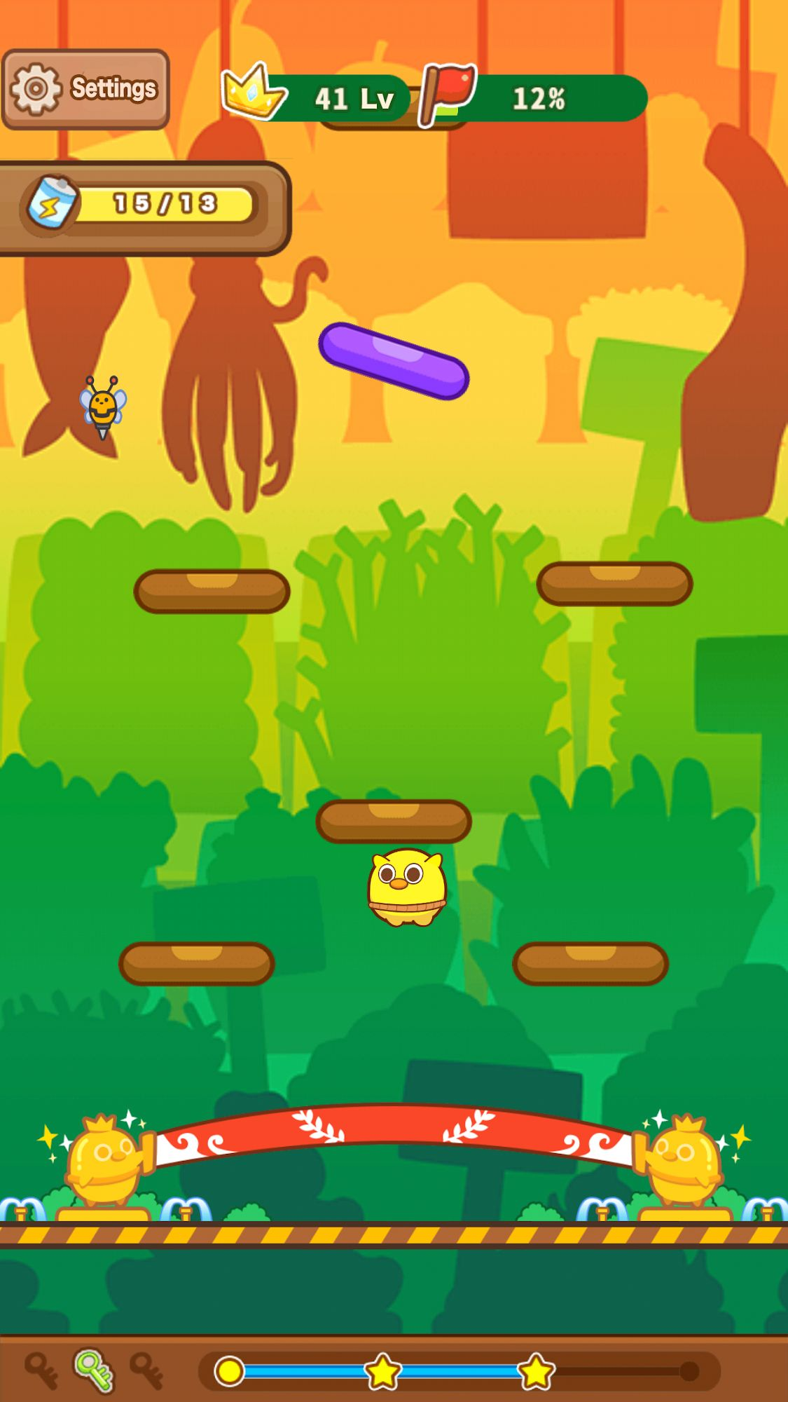 Yummy Bounce pour Android