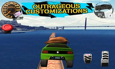 Top Gear Stunt School Revolution for Android