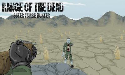 Range of the dead; Super Zombie Hunter icono