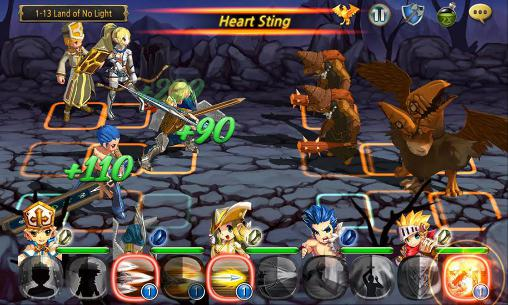 Fantasia heroes for Android