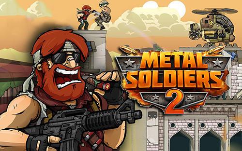 Metal soldiers 2 screenshots