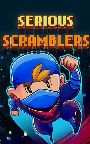 Serious scramblers Screenshot
