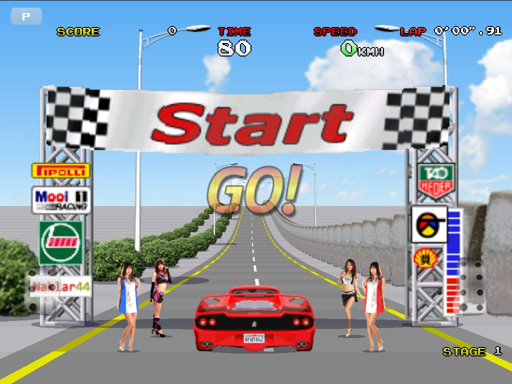 Final Freeway (Ad Edition) скріншот 1