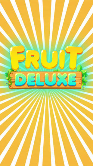 Fruit deluxe Screenshot