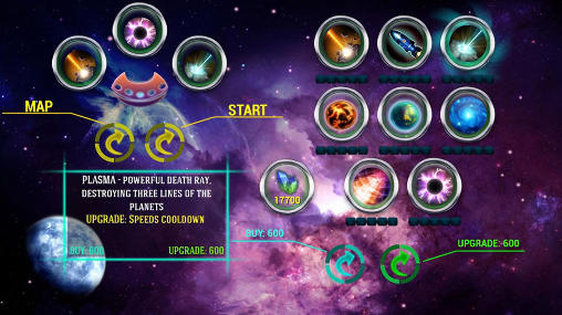 Arcade Planet Zum: Balls line for smartphone