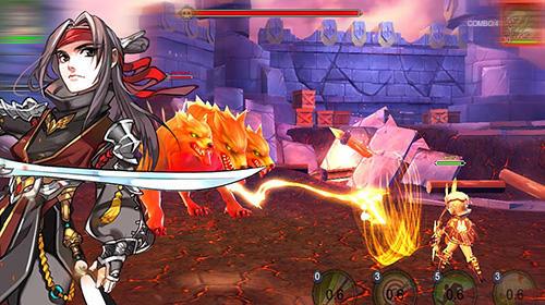 Online RPGs Realms of Arcana auf Deutsch