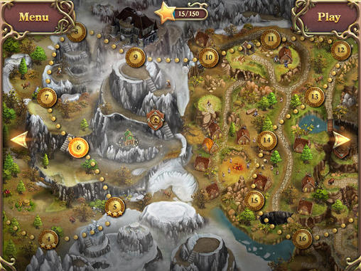 Economy strategy Northern tale 3 in English