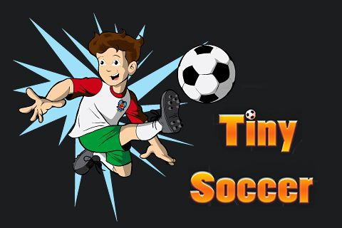Screenshot Tiny soccer on iPhone
