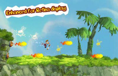 Rayman: Dschungellauf auf Deutsch