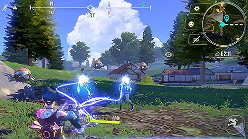 Shooter games Cyber hunter