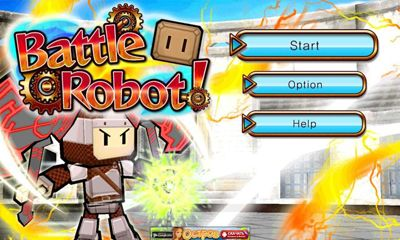Battle Robots! capture d'écran 1