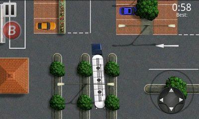 Parking Truck auf Deutsch