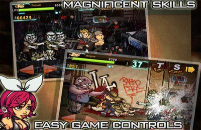 Arcade-Spiele: Lade Erschiesse viele Zombies! auf dein Handy herunter
