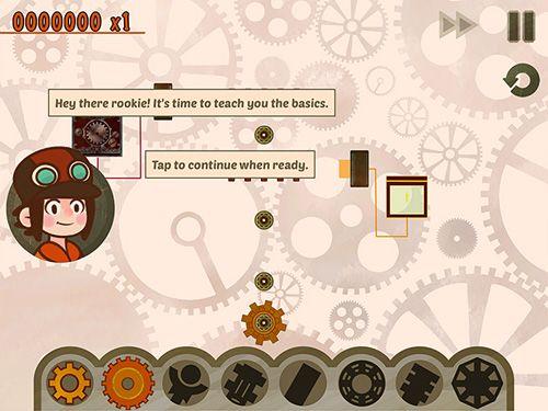 Arcade-Spiele: Lade Eine Mechanische Geschichte auf dein Handy herunter