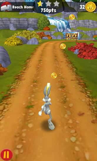 Looney tunes: Dash! für Android
