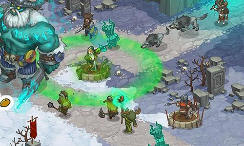 Vikings: The saga for Android
