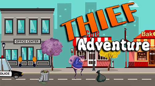 Thief adventure Screenshot