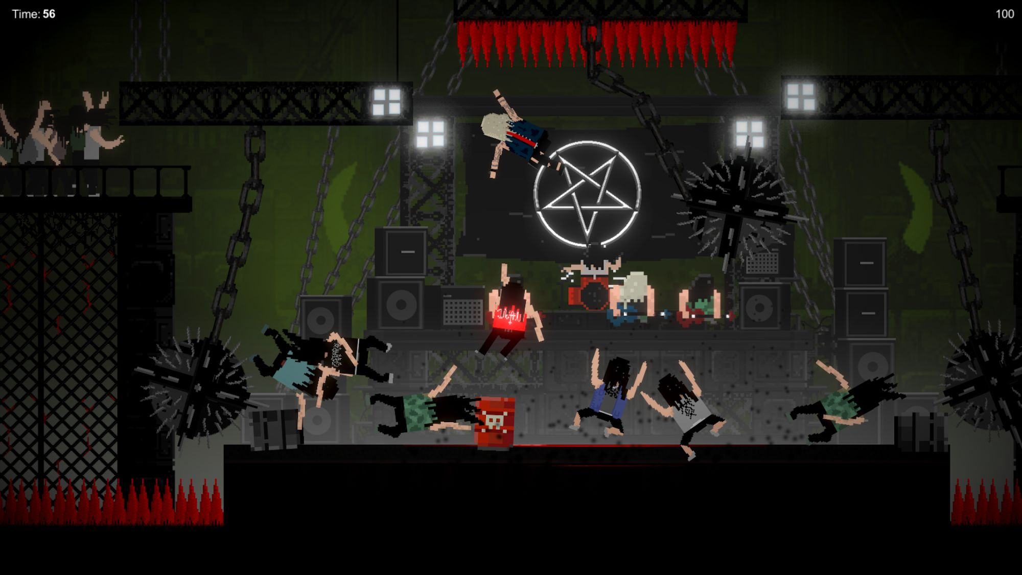 Moshpit - Heavy Metal is war for Android