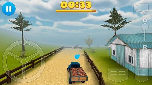 Симуляторы: скачать 4x4 off-road: Farming gameна телефон