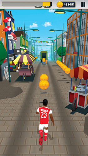 Arsenal FC: Endless football para Android