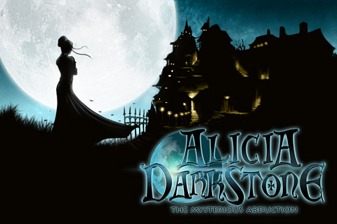 Screenshot Alicia Darkstone: Die mysteriöse Abduktion. Deluxe auf dem iPhone