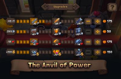 Arcade-Spiele: Lade Abenteuer des Königs ohne Hose auf dein Handy herunter