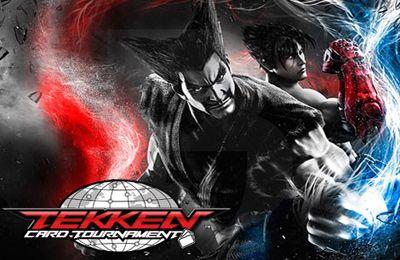logo Tekken Card Tournament