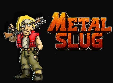 logo Metal slug