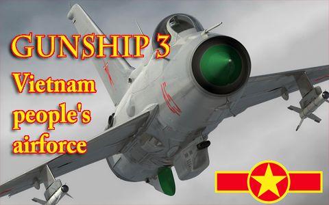 logo Avión de combate 3: Fuerzas aéreas de Viet Nam