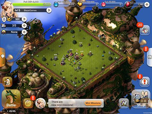 Online Strategiespiele Battle champs auf Deutsch