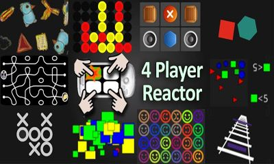 4 Player Reactor Screenshot