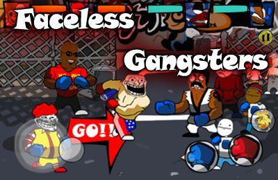 logo Die gesichtslosen Gangster