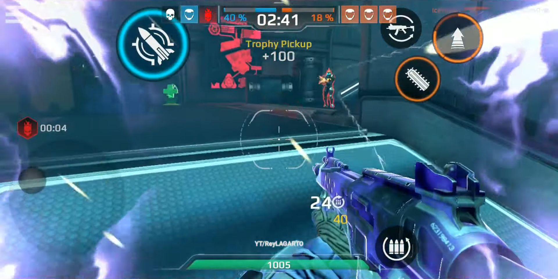 Era Combat - Online PvP Shooter скріншот 1